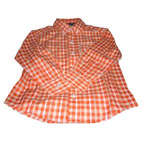 Camisa Niño A Cuadros Emilio