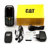 Celular Caterpilar Cat B25 Antichoque Prova Dagua 2 Chip -