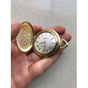 Reloj De Bolsillo Richard Antiguo Cuerda De Colección