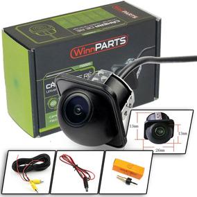 Camera Re Tartaruga Colorida 20mm V. Noturna 1 Ano Garant