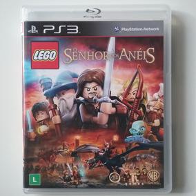 Lego Senhor Dos Anéis Ps3 Física Original Legendado Perfeito