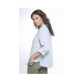 9f3333152b Camisa Blanca Mujer Corazones - Ropa y Accesorios en Mercado Libre ...