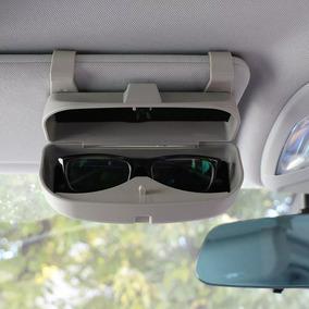 Porta Óculos Veicular Universal Trava   Clique Fivela Dupla 57fb331548