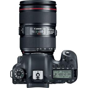 Câmera Canon Eos 6d Kit 24-105mm Profissional Frete Gratis