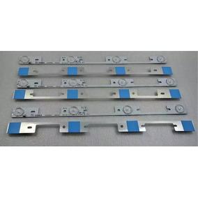 Kit C/6 Barra Led Semp Toshiba 40l2400 40l5400 Em Aluminio!
