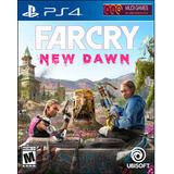 Far Cry New Dawn Ps4 Digital 1 Primaria Vitalcio