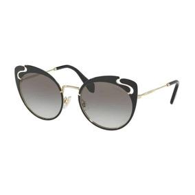 Óculos Miu Miu Réplica - Óculos no Mercado Livre Brasil 716addc484