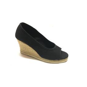 Zapatos Taco Chino Con Yute - Sandalias de Mujer en Mercado Libre ... 19adf615d4f