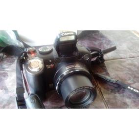 Camara Canon Powershot S5 Is Zoom 12x Y Accesorios