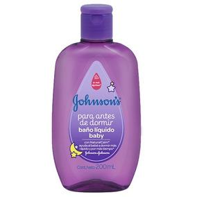 Johnsons® Baby Baño Líquido Para Antes De Dormir 200 Ml
