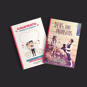 Kit 2 Livros Namoro Com Propósito - Livros Ncp