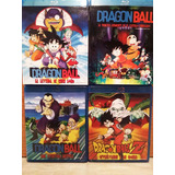Dragon Ball Blu-ray Lote 5 Peliculas