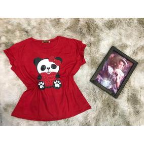 Blusas Femininas Importadas - Camisetas e Blusas no Mercado Livre Brasil 169fe61e30c