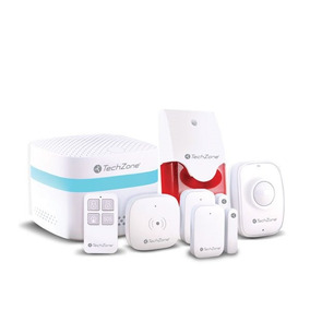 Kit Casa Inteligente Techzone Tzkit01sh Domotica Smart Home