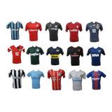 Camisetas De Times De Futebol Clubes Retrô Nacional Europeu