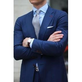 1e115252d5 Terno Slim Oxford + 02 Gravatas Slim Fit De Brinde Promoção · 3 cores