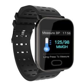 Relogio Inteligente Bluetooth Pressão Arterial Batimento