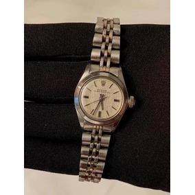 573f21e9d32 Relogio Antigo Rolex Fem Aco - Relógios no Mercado Livre Brasil