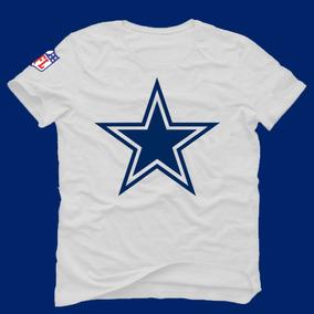 5b0cf6996 Camisa Dallas Cowboys - Camisas no Mercado Livre Brasil