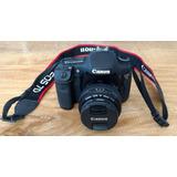 Camara Canon Eos 7d