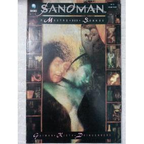 Sandman # 02 - Globo ! Raridade ! Excelente !