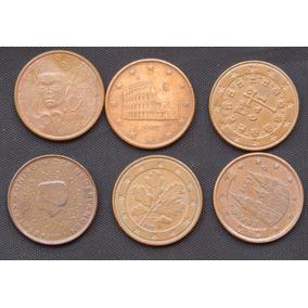 86310cb7ae Moedas De Euro De Diferentes Paises - Moedas no Mercado Livre Brasil