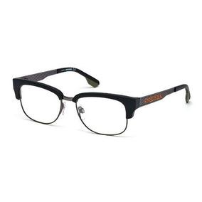 Armacao Oculos Metal Armacoes Diesel - Óculos no Mercado Livre Brasil 80d9fb3672
