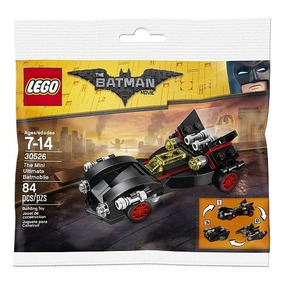 Lego Batman 30526 Mini Batimovil Mejorado