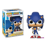 Funko Pop 283 Sonic With Ring Playking
