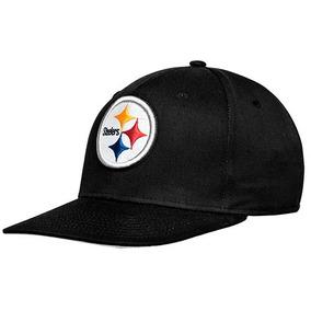 Gorra New Era 39thiirty Pittsburgh Steelers Small Medium en Mercado ... 37c61c8146a