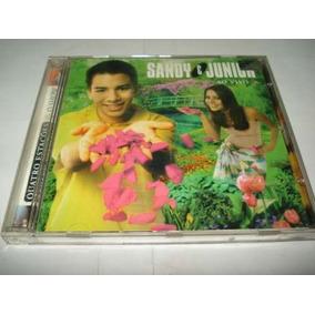 Cd Sandy E Junior - Quatro Estações - O Show - Original