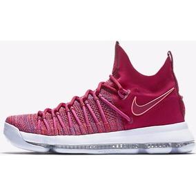 Tenis Nike Kd 9 Elite 878637-666 Importación Mariscal