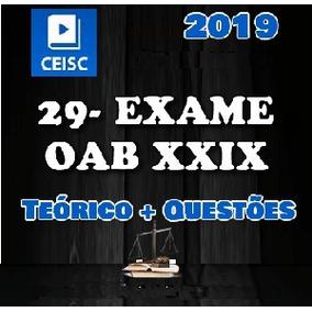 Combo Oab 29 + Xxviii28_1 Fase 2019