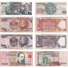 Dinheiro Antigo / Raro 51 Cédulas Internacionais E Nacionais
