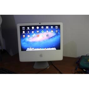 Apple Imac Core 2 Duo 2.0ghz 250hd 3gb Ram Late 2006