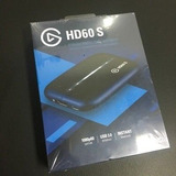 Capturadora Elgatogaming Hd60s