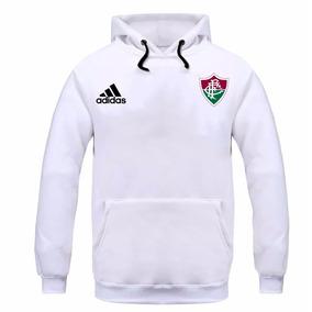 6734c1022e Blusa Moleton Casaco Fluminense Futebol Time Tricolor