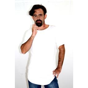 Camiseta Camisa Longline Oversized Swag Masculina Atacado