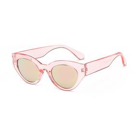 767c50a6a4249 Olhos De Gato Óculos De Sol Eyewear Uv400 - Rosa
