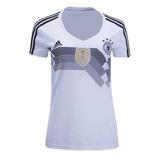 8be4c7b889 Camisa Alemanha Feminina Copa Mundo 2018 Novo - Frete Gratis