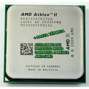 Amd Athlon Ii X2 245 2.9ghz Socket Am3 Dual Core E Garantia