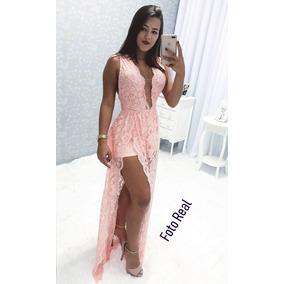 Vestido Longo De Festa Madrinha Formatura Réveillon
