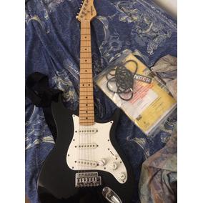 Guitarra Behringer Con Amplificardor, Excelente Precio
