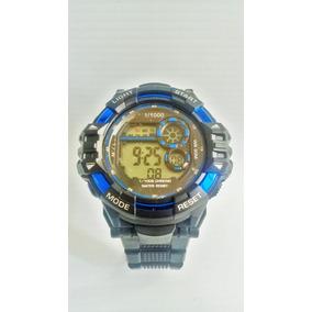 148476788c7 Rio de Janeiro · Relógio Digital G Shock Masculino Preto E Azul Barato