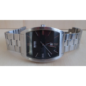 1babc5be269d Reloj Hugo Boss Extensible De Caucho Hombre - Reloj de Pulsera en ...