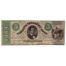 Estados Unidos 5 Dollares