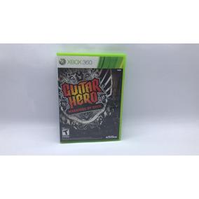 Guitar Hero Warriors Of Rock - Xbox 360 - Cd Original