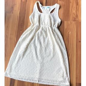Lindo Vestido Tipo Encaje Talla Extra Xl