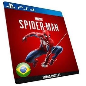 Jogo Spider-man/homem Aranha Ps4 Midia Digital (primaria)
