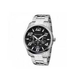 Relógio Technos Masculino Prateado 6p29aft1p